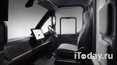 Компания экс-главы Yota показала прототип электрического фургона
