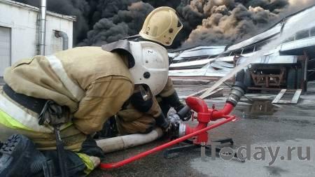 В Краснодаре загорелся склад - 07.03.2021