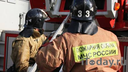 СК завел дело после пожара под Омском, где погибли мать и двое детей - 09.03.2021
