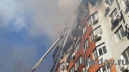 В Сыктывкаре произошел пожар в торговом центре - Радио Sputnik, 13.03.2021