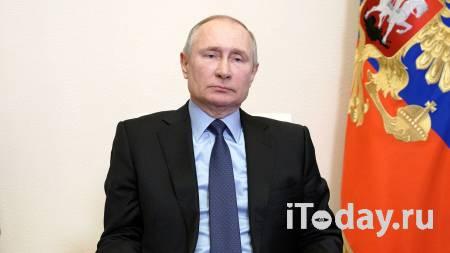 Путин проведет совещание по социально-экономическому развитию Крыма - 14.03.2021