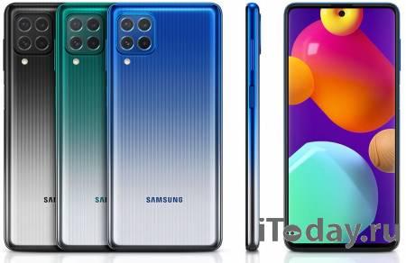 Samsung Galaxy M62 представлен официально