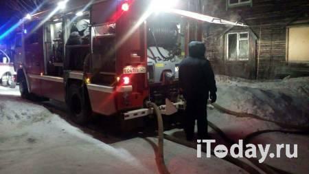 При пожаре в селе в Пермском крае погибли четыре человека - 19.03.2021