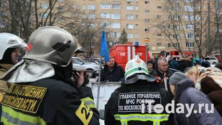 Пострадавший при взрыве в Химках находится в крайне тяжелом состоянии - 19.03.2021