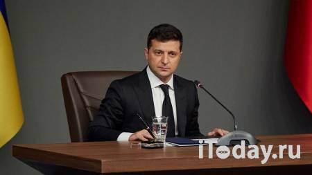 Зеленский утвердил стратегию военной безопасности Украины - Радио Sputnik, 25.03.2021