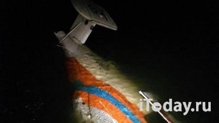 В Калининградской области начали поднимать из воды разбившийся Ка-32 - 27.03.2021