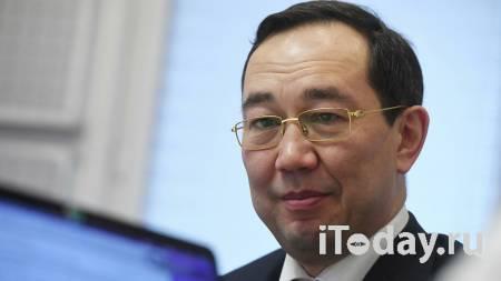 Глава Якутии поздравил Григорьева с победой на выборах мэра Якутска - 29.03.2021