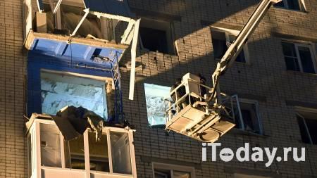 Специалисты осматривают пострадавший дом в Зеленодольске - Недвижимость 30.03.2021