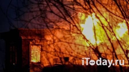 В Росгвардии назвали предварительную причину пожара в Мытищах - 31.03.2021