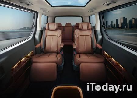 Hyundai Staria: Прорыв