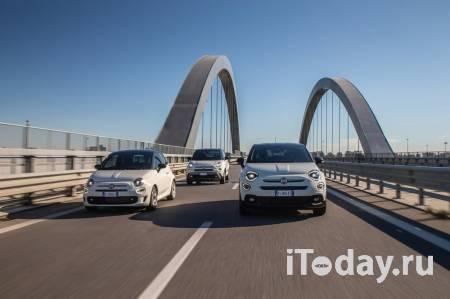 Fiat сделает автомобили с брендингом «Hey, Google»
