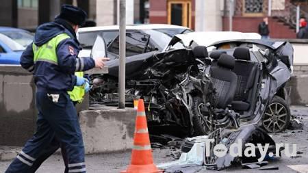Виновник ДТП в центре Москвы получал до пяти штрафов в день - 01.04.2021