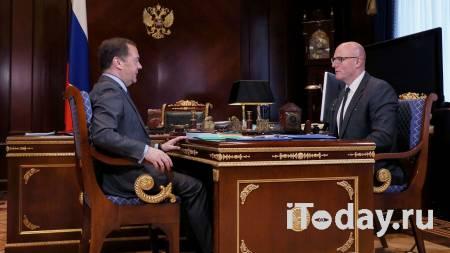 Медведев обсудил с Чернышенко повышение эффективности НТП - 07.04.2021