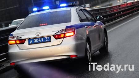На юго-западе Москвы полиция и Росгвардия преследуют лихача - 08.04.2021