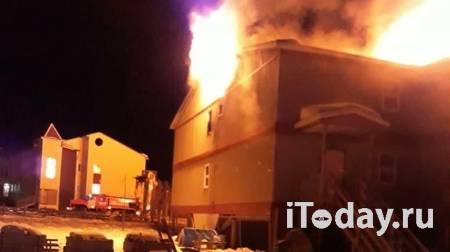 Глава Якутии поручил помочь пострадавшим при пожаре в селе Чапаево - 08.04.2021