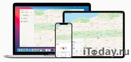 Apple открыла для сторонних производителей возможность работы с приложением «Локатор»