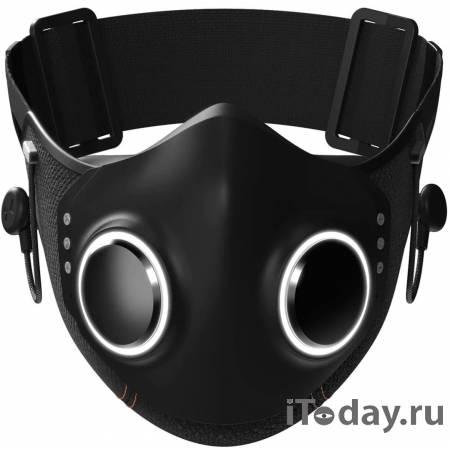 Рэпер will.i.am представил «умную» защитную маску XuperMask