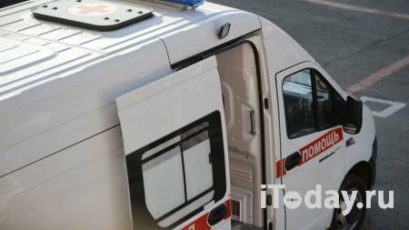В Воронеже столкнулись два автобуса - 08.04.2021