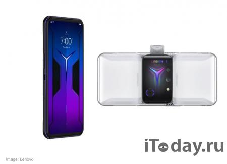 Lenovo Phone Duel 2 — игровой мобильный монстр