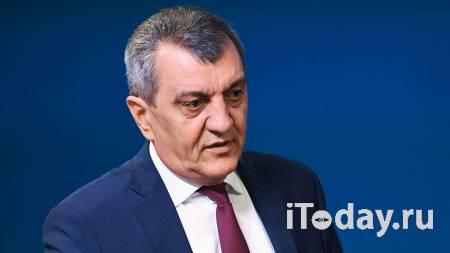 Путин назначил Меняйло главой Северной Осетии - 09.04.2021