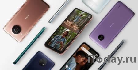 Большой анонс смартфонов Nokia: представлены «премиальные» Nokia X20 и X10, «долгожители» G20 и G10, а также недорогие C20 и C10