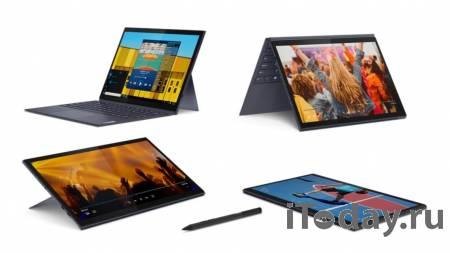 Lenovo готовит к выпуску сразу три планшета: YOGA Duet (2021), YOGA Pad Pro и Xiaoxin Pad Plus