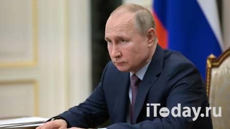 Песков рассказал подробности о послании Путина - 11.04.2021