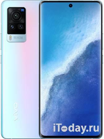 В России стартуют продажи фотофлагмана vivo – смартфон X60 Pro