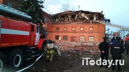 В Тамбове после частичного обрушения здания спасли двух человек - 14.04.2021