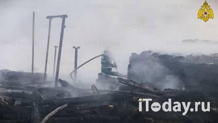 В Пермском крае четыре человека погибли при пожаре в частном доме - 14.04.2021