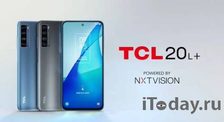 TCL официально анонсировала смартфоны TCL 20 Pro 5G, 20L, 20L+ и 20S