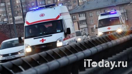 В центре Москвы автобус сбил пешехода - 17.04.2021