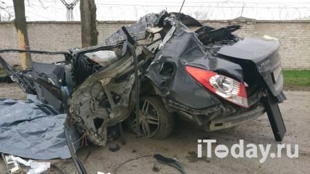 Все пятеро погибших в ДТП в Новочеркасске были подростками - 18.04.2021