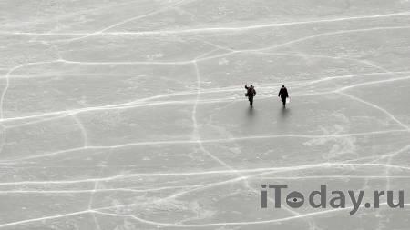 В Нижегородской области с отколовшейся льдины спасли девятерых рыбаков - 18.04.2021