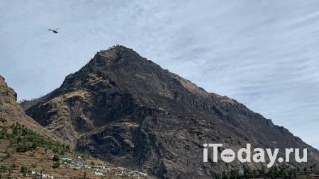 В Гималаях отыскали трех пропавших россиян