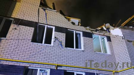 В Нижегородской области локализовали пожар в доме, где взорвался газ - 20.04.2021