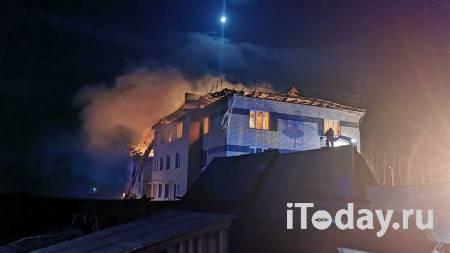 В Нижегородской области ликвидировали открытое горение в жилом доме - 20.04.2021
