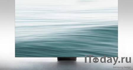 В России стартовали продажи телевизоров Samsung Neo QLED