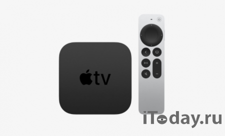 Представлена Apple TV 4K