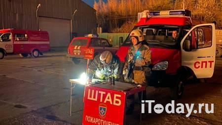 В Ленобласти локализовали пожар в промзоне - 21.04.2021