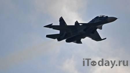 В Казахстане назвали возможную причину крушения Су-30СМ - 21.04.2021