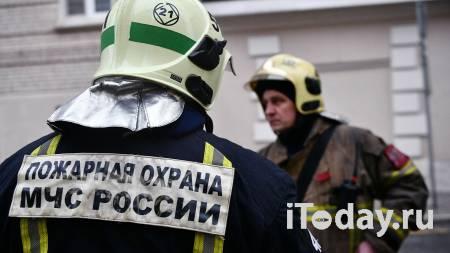 Пожар в жилом доме в Балашихе потушили - 21.04.2021