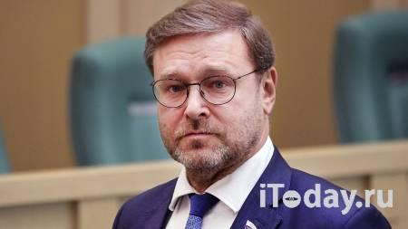 Косачев прокомментировал послание Путина Федеральному собранию - 21.04.2021