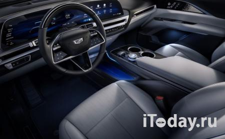 Cadillac выпустит свой первый электрический внедорожник в 2022 году