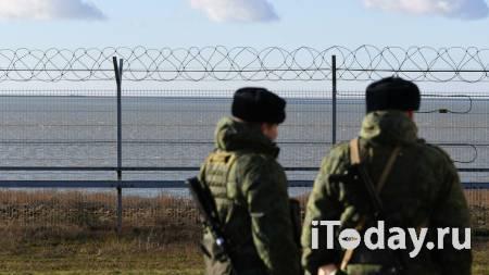 В Крыму пограничники задержали украинских браконьеров - 22.04.2021