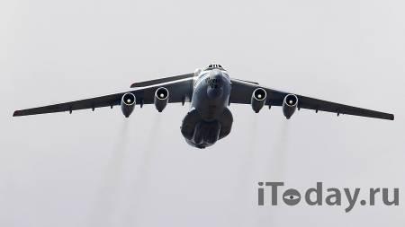 Самолет-заправщик Ил-78 аварийно садится в Жуковском - 22.04.2021