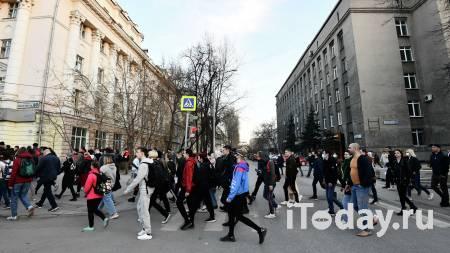 Первый арест за незаконную акцию 21 апреля назначили в Ростове-на-Дону - 22.04.2021