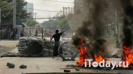 В Мьянме обвинили Фонд Сороса в финансировании массовых беспорядков - 22.04.2021