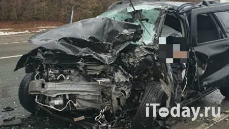 В Чебоксарах мужчина погиб в ДТП с иномаркой - 22.04.2021