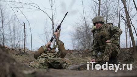 В МИД связали обострение в Донбассе со стремлением Киева вступить в НАТО - 22.04.2021